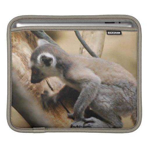 Baby Lemur iPad Sleeve