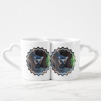 Baby Lemur Lovers Mug Sets