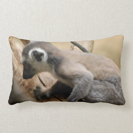 Baby Lemur Pillow