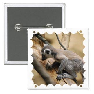 Baby Lemur Pin