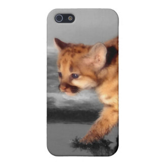 Baby Leopard iPhone 5/5S Cases