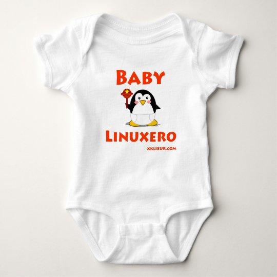 Baby Linuxero Baby Bodysuit