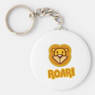 Baby Lion Cartoon Keychains