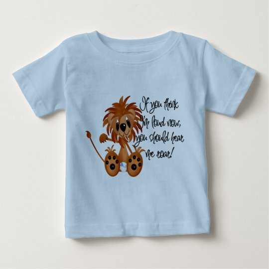 Baby Lion Hear Me Roar Tshirts and gifts