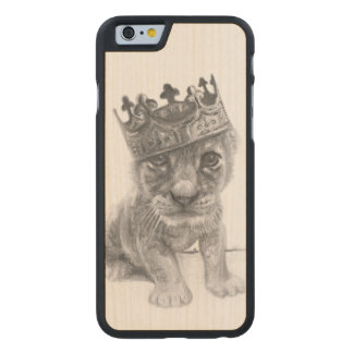 Baby lion iPhone 6 case