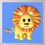 Baby Lion/ Nursery Decor