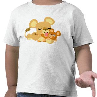 Baby Lion s Bath toddler T-shirt