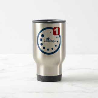 Baby Loading Plus Notification Coffee Mug