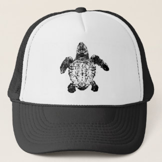 Baby Loggerhead Sea Turtle Trucker Hat