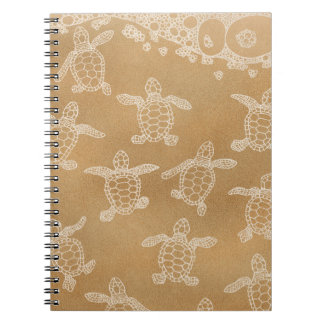 Baby loggerheads notebook