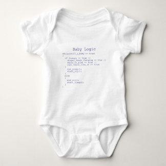Baby Logic Tees