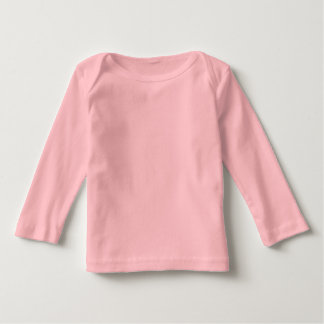 Baby Long Sleeve T shirt DIY add Photo Image Quote