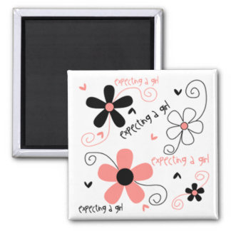 BABY LOVE COLLECTION SQUARE MAGNET