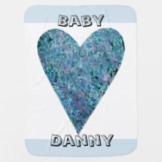 Baby Love (Customisable) Baby Blanket