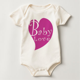 Baby Love Organic Infant Tee and