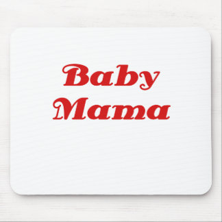 Baby Mama Mouse Pad