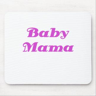 Baby Mama Mousepad
