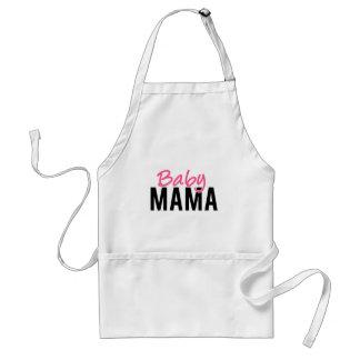 Baby Mama Standard Apron