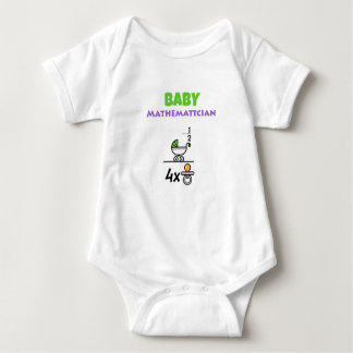 Baby Mathematician Tees