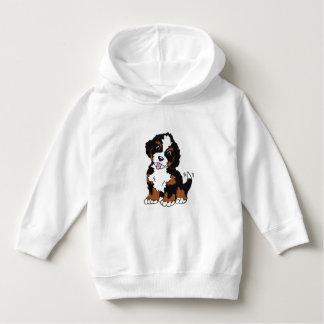 'baby max' Jasper-the-Puppy Baby Pullover Hoodie