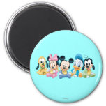 Baby Mickey Mouse and friends Magnet