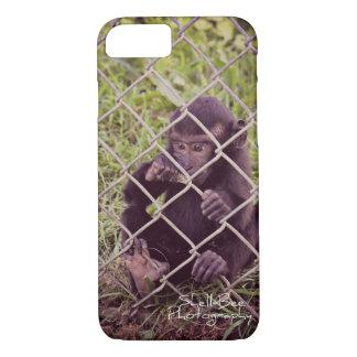 Baby Monkey iPhone Case
