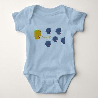 Baby Monster Baby Bodysuit