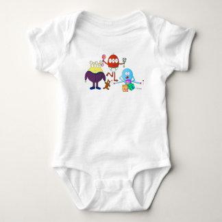 Baby Monster Bodysuit