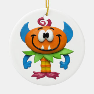 Baby Monster Christmas Ornament