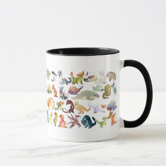 Baby Monsters Coffee Mug