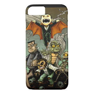 Baby Monsters iPhone 7 Case