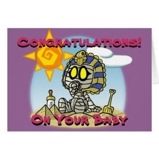 Baby Mummy Card