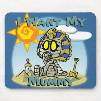 Baby Mummy Mousepad