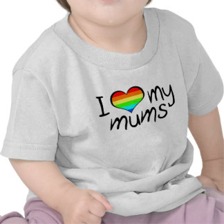 Baby mums shirt