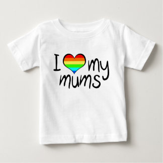 Baby mums t-shirt