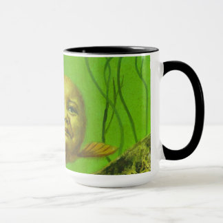 Baby Mutant Goldfish Mug