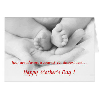 Baby n Mom card