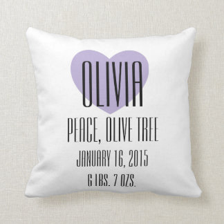 Throw Pillow Name Origin : Baby Olivia Gifts - T-Shirts, Art, Posters & Other Gift Ideas Zazzle