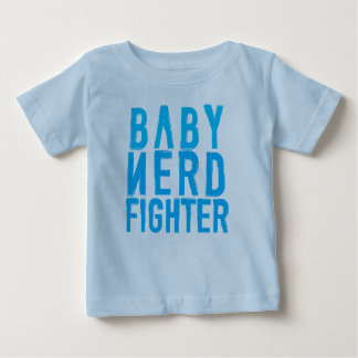 Baby Nerdfighter Blue Baby T-Shirt