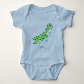baby nessie baby bodysuit