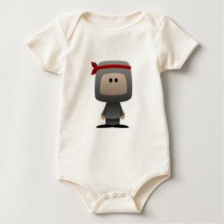 Baby ninja baby bodysuit