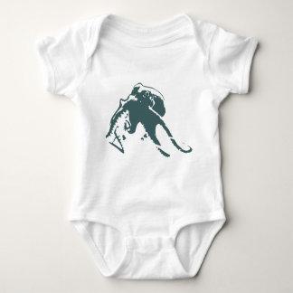 Baby Octopus! Baby Bodysuit