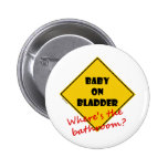 Baby on Bladder Buttons