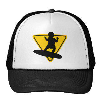 Baby on (Surf) Board Hats