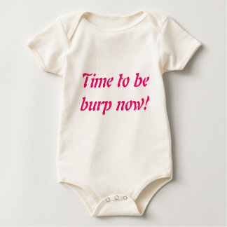 Baby Onsie, with text size up to six months Bodysuits