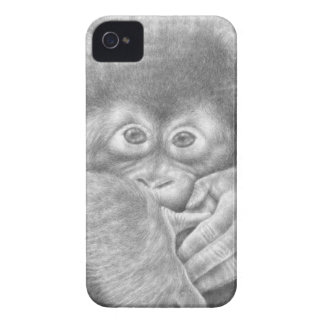 Baby Orangutan (Barely There) Case-Mate Case