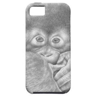 Baby Orangutan Case-Mate Case iPhone 5 Covers
