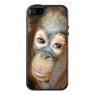 Baby Orangutan OtterBox iPhone 5/5s/SE Case