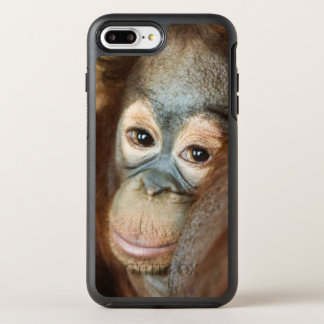 Baby Orangutan OtterBox Symmetry iPhone 8 Plus/7 Plus Case
