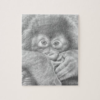 Baby Orangutan Puzzle